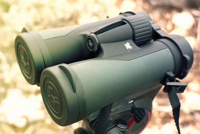 Vortex Crossfire VS Diamondback Binoculars
